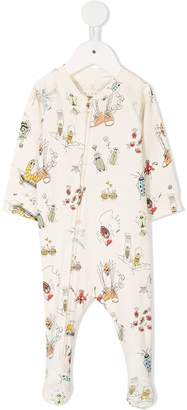 Stella McCartney bug print pajama