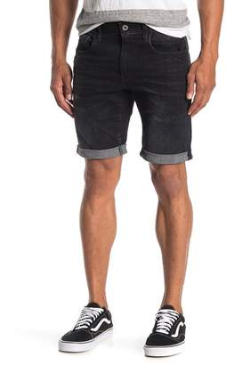 G Star Elto Slim Cuffed Denim Shorts
