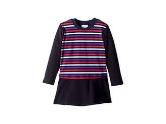 Toobydoo Drop Waist Dress (Toddler/Little Kids/Big Kids)