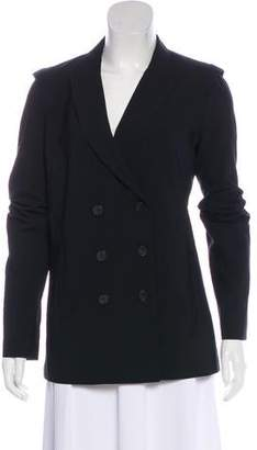 Alexander Wang Long Sleeve Virgin Wool Blazer