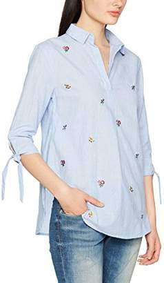 New Look Women's Embroidered Shirt,Size 8