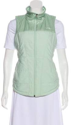 The North Face Insulated Zip-Up Vest