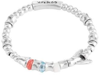 Uno de 50 Pez Quenin Colorful Glass Beaded Bracelet
