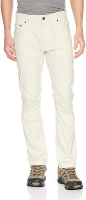 G.H. Bass & Co. Men's Cliff Peak Five Pocket Pant