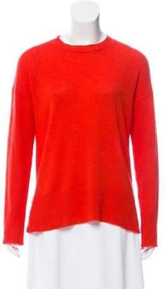 Theory Cashmere Rib Knit Sweater