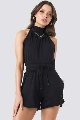 Cheap Monday Smile Playsuit Black