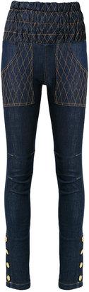 Andrea Bogosian high-waisted jeans
