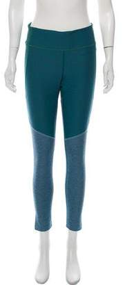 Outdoor Voices Mid-Rise Stretch Leggings