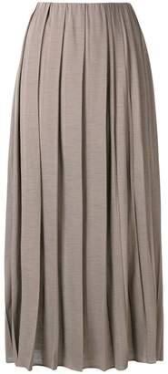 Fabiana Filippi accordion pleat skirt