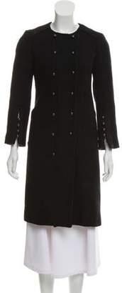 Derek Lam Wool Double-Breasted Coat
