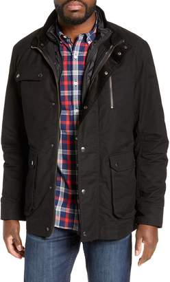 Rodd & Gunn 'Harper' Water Resistant 3-in-1 Waxed Canvas Jacket