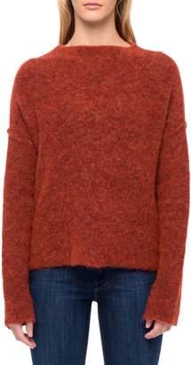Line Sienna Textured Boatneck Sweater