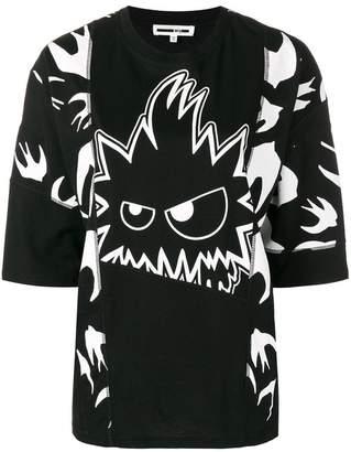 McQ all over print T-shirt