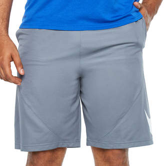 4f893842 Nike Mens Elastic Waist Workout Shorts - Big and Tall