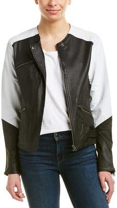 Jakett Chloe Leather Jacket