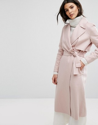 Selected Smart Coat $285 thestylecure.com