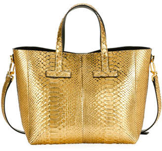 Tom Ford T Tote Cosmo Python Crossbody Mini Bag