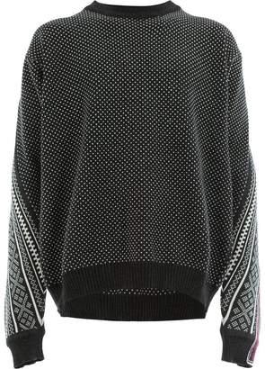 Y/Project Y / Project overflowing knit sweatshirt