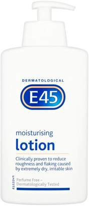 E45 Moisturising Body Lotion Pump 500ml
