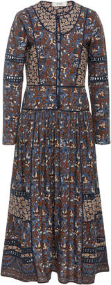 Sea Gemma Long-Sleeved Peasant Dress