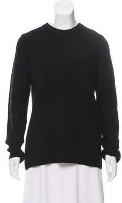 Rag & Bone Rib Knit Wool Sweater