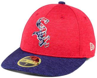 New Era Chicago White Sox Low Profile Stars & Stripes 59FIFTY Cap