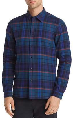 Paul Smith Plaid Regular Fit Shirt