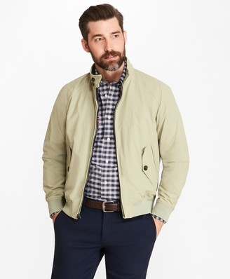 Brooks Brothers Vintage Bomber Jacket