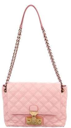 Marc Jacobs Baroque XL Single Quilted Shoulder Bag