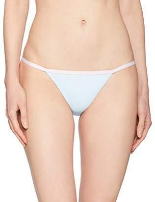 Bikini Lab Women's Banded Hipster Swimsuit Bottom