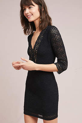Nightcap Clothing Diamond Lace Mini Dress
