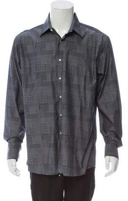 Etro Abstract Patterned Shirt