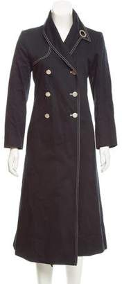 Creatures of the Wind Jads Trench Coat