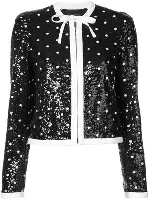 Giambattista Valli sequin embellished jacket