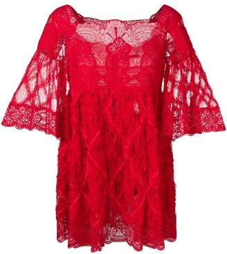 Amen lace short dress
