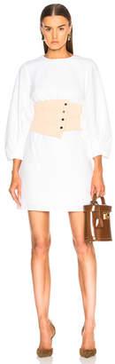 Tibi Removable Corset Dress