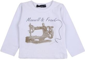 Manuell & Frank T-shirts - Item 12081384EC