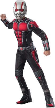 Marvel Boys) Medium Two-Piece Ant-Man Costume Set