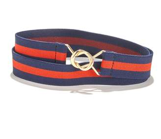 La Redoute COLLECTIONS Striped Elasticated Skinny Belt