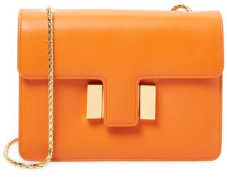 Tom Ford Women's Leather Box Shoulder Bag