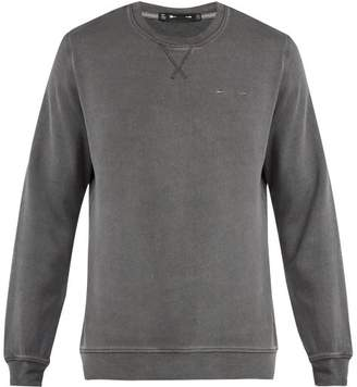 The Upside Redford Cotton Sweatshirt - Mens - Grey