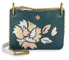 Anne Klein Mini Double Decker Shoulder Bag