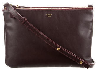 Celine Céline Small Trio Crossbody Bag