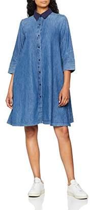 G Star Women's Deline Dress Wmn 3/4 SLV