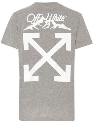 Off-White Exclusive to Mytheresa – printed cotton T-shirt