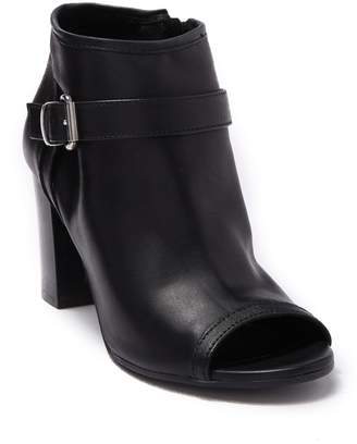 Manas Design Nero Polacco Donna Peep Toe Boot
