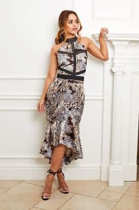 Animal Print Dresses UK