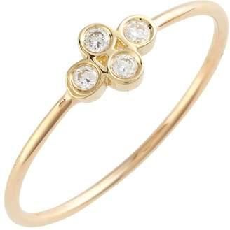 Chicco Zoe Diamond Bezel Ring
