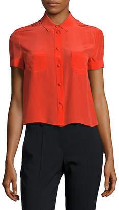RED Valentino Silk Top