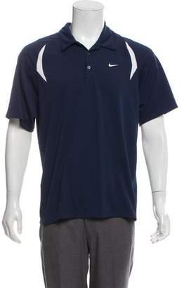 Nike Logo Polo Shirt